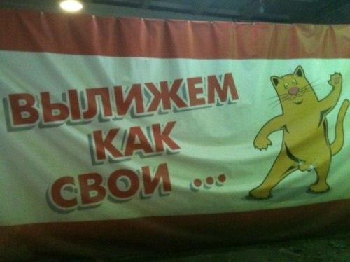 прикол русский