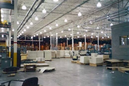 Производственная площадь