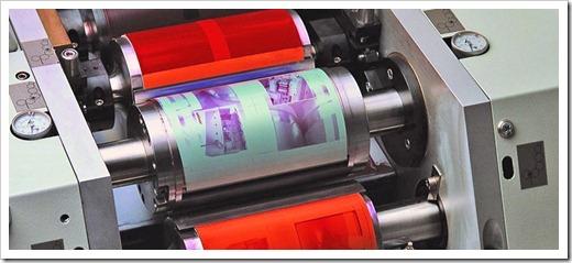 Плоская печать: офсетные технологии