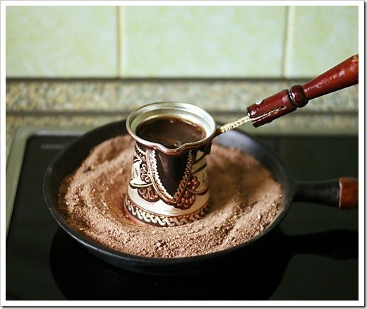 рецепт вкусного молотого кофе