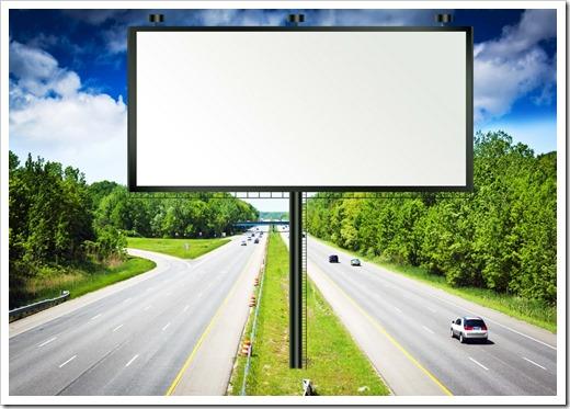 Билборд как средство коммуникации с клиентом
