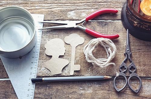 Как сделать форму для печенья