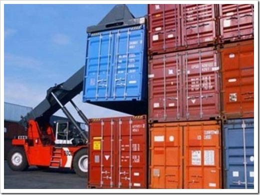Различные пути транспортировки грузов