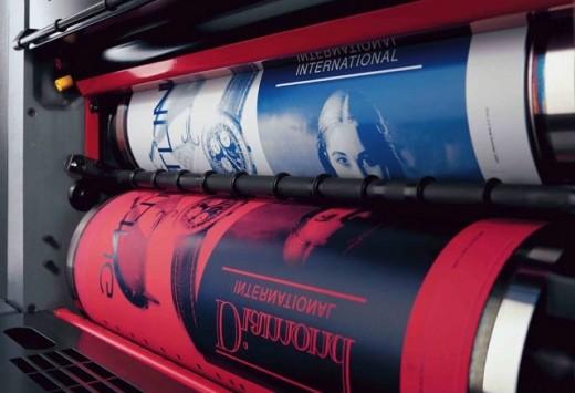 Виды офсетной печати