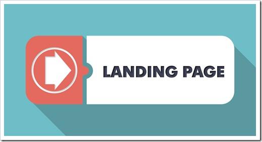 Особенности Landing page