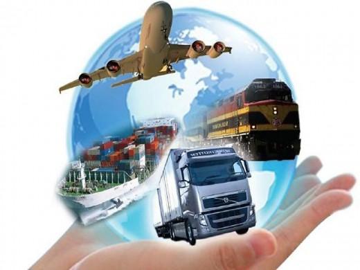 Виды транспортных перевозок грузов