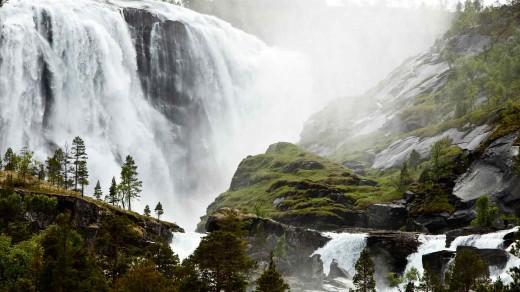 Норвежские фьорды - что это такое