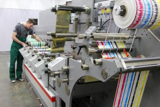 Виды печати в типографии