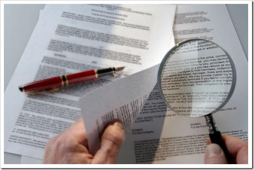 Як переводять договори в бюро перекладів