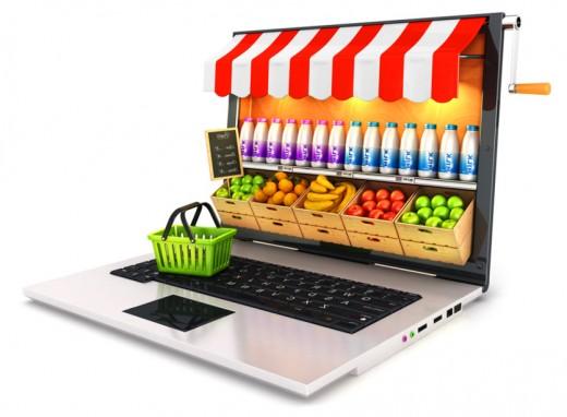 Как создать интернет магазин самому бесплатно