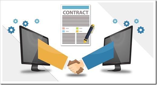 Смарт-контракты в ICO проектах