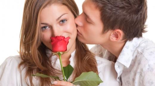 Какие розы подарить девушке