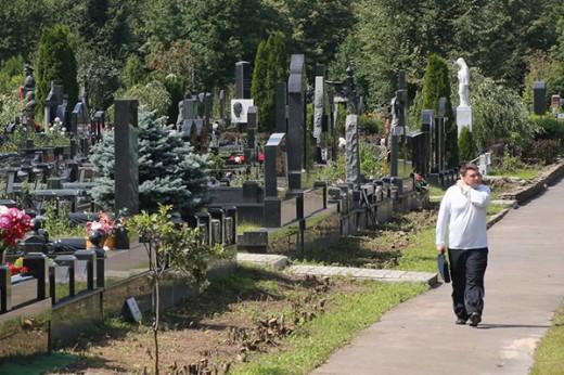 Как получить место на кладбище