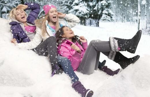 Как выбрать зимние сапоги женские