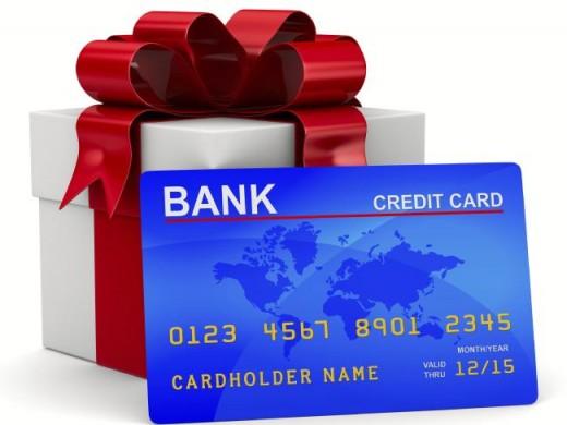 Что такое подарочная кредитная карта