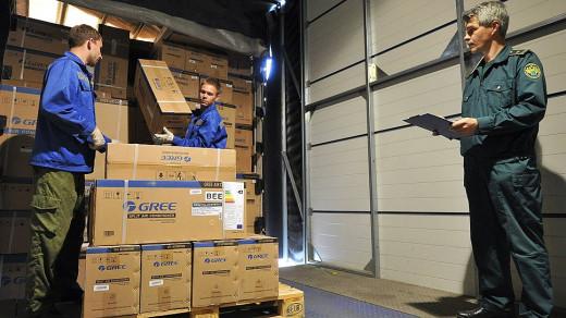 Что такое таможенный склад и склад временного хранения