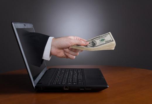 Как можно взять кредит через интернет