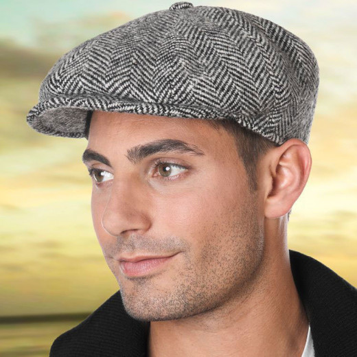 Виды мужских кепок