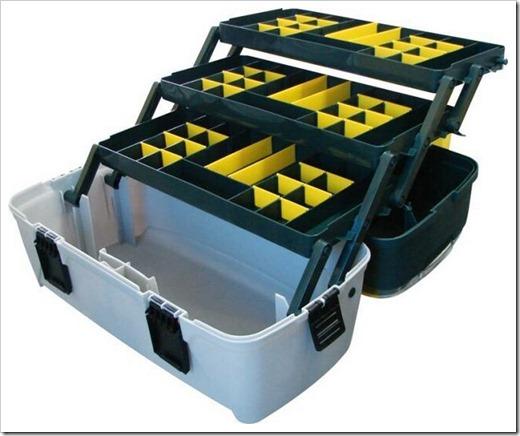 Конфигурация ящиков для инструментов