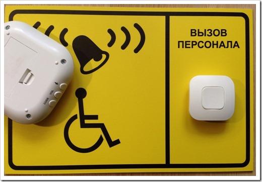 Разновидности кнопки вызова персонала