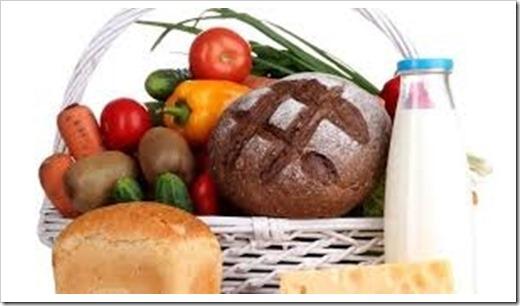 Процент стоимости продуктов питания
