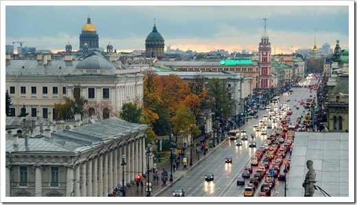 Районы Петербурга, которые принято считать топовыми