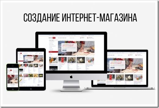 Самостоятельная разработка Интернет-магазина