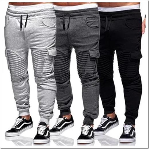 Критерии выбора мужских спортивных штанов на зиму