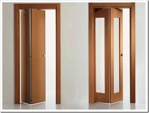 Эксклюзивные двери гармошка
