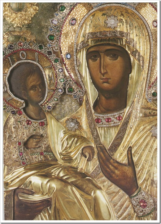 Как икона попала на землю святой Руси?